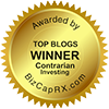 Top Blogs Winner